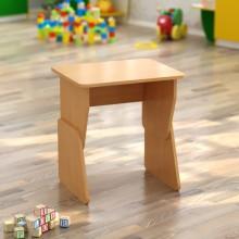 Стол регулируемый одноместный детский (550*450*h)