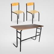 Комплект школьной мебели ЭКОНОМ-1