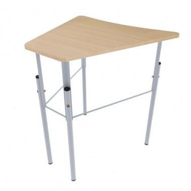 Стол Трапеция №1 680×600×580÷700