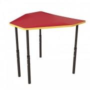 Стол Треугольник №2 680×600×580÷700