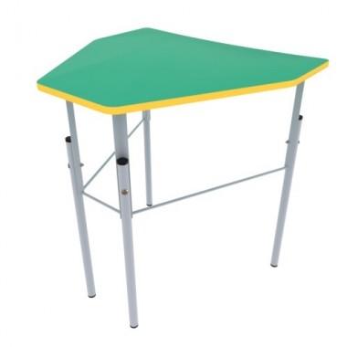 Стол Треугольник №1 680×600×580÷700