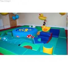 Детская игровая комната до 36 кв.м