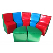 Комплект мебели Полукруг
