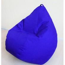 Кресло груша в разноцветной ткани Оксфорд 900*600 мм.